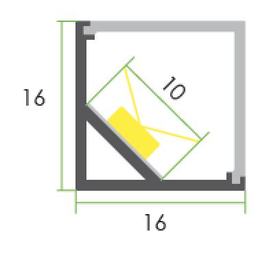 TLP-SM-10100 line drawing
