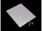 10300 Aluminium Endcap (without hole)