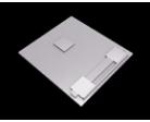 Aluminium Screwless Endcap (without hole)